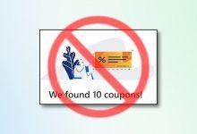 صورة كيفية إيقاف تشغيل كوبونات التسوق عبر الإنترنت في Microsoft Edge