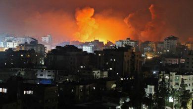 صورة أخبار الصراع في إسرائيل