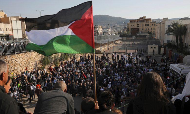 """تُظهر الاحتجاجات الإسرائيلية في فلسطين أنباء صراع """"غير مسبوقة"""" توحد إسرائيل وفلسطين"""