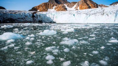 صورة على الرغم من التوترات ، وافقت دول القطب الشمالي على مكافحة الاحتباس الحراري .. أخبار تغير المناخ