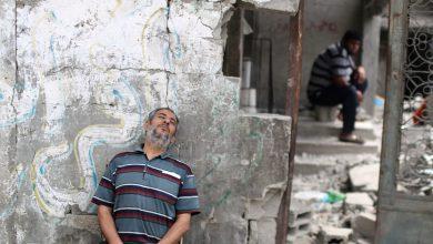 """صورة مع استئناف الحياة في غزة ، تحث الأمم المتحدة على """"الامتثال الكامل لوقف إطلاق النار"""" أخبار غزة"""