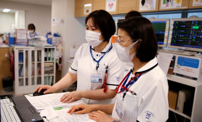 تستسلم أوساكا لأخبار جائحة فيروس كورونا تحت ضغط موجة اليابان الرابعة من COVID-19
