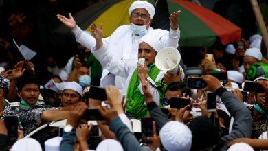 صورة سجن إندونيسي يمنع زعيم الجماعة المتشدد من انتهاك أخبار جائحة فيروس كورونا COVID