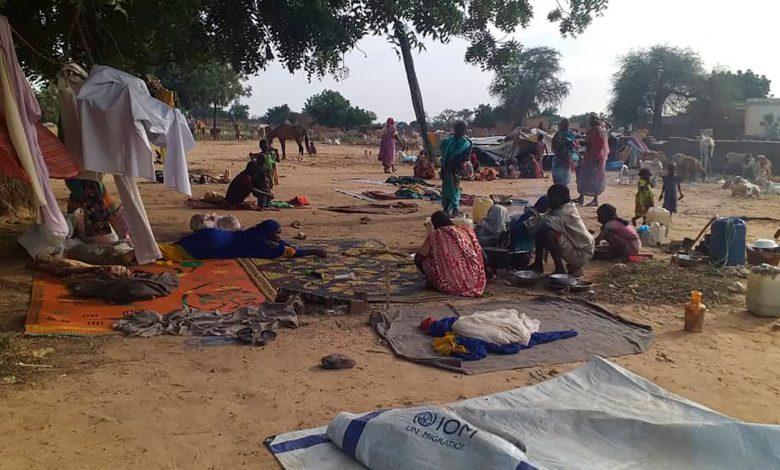 """""""لسنا بأمان"""": العنف في دارفور يتسبب في أزمة نزوح جديدة أخبار أزمة إنسانية"""