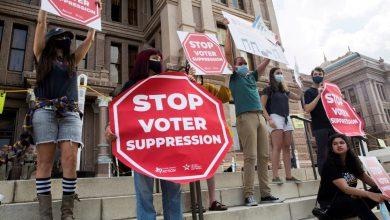 صورة تكساس أقرب إلى تمرير تشريع تصويت مقيّد | أخبار الانتخابات