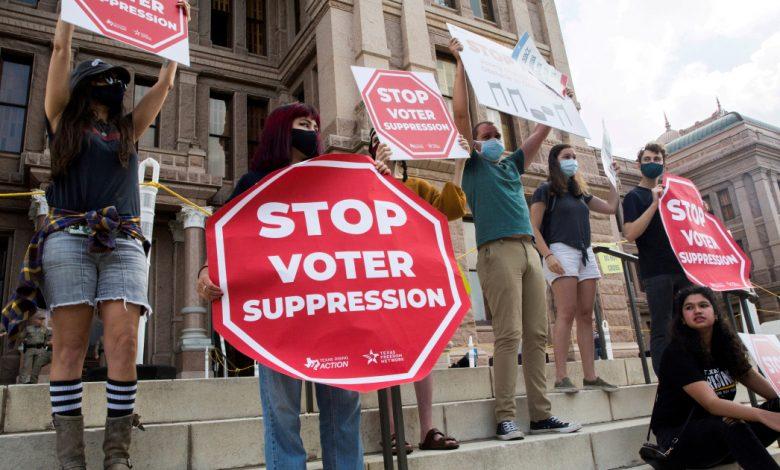 تكساس أقرب إلى تمرير تشريع تصويت مقيّد | أخبار الانتخابات