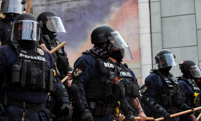 A short dictionary of liberal language on policing   Human Rights