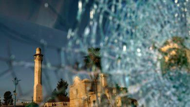 صورة اللد: مدينة مختلطة يهودية فلسطينية ما زالت على الهامش | أخبار الشرق الأوسط
