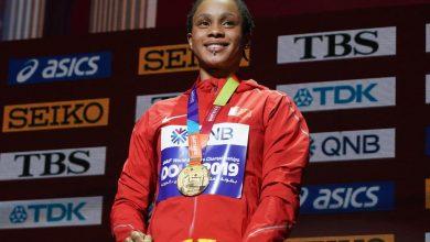 صورة ايقاف بطلة العالم في سباق 400 متر من البحرين ، سلوار ناصر ، لمدة عامين في عيد الفطر | أخبار ألعاب القوى