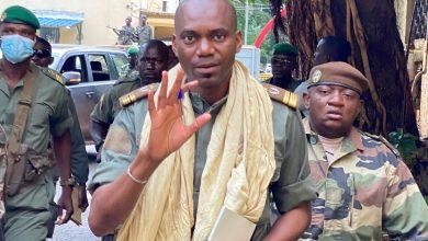 صورة رئيس الانقلاب في مالي يعين حكومة جديدة ويعين ضباطًا عسكريين في مناصب مهمة | أخبار مالي