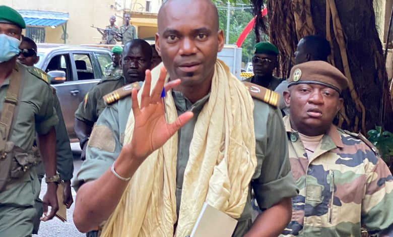 رئيس الانقلاب في مالي يعين حكومة جديدة ويعين ضباطًا عسكريين في مناصب مهمة | أخبار مالي