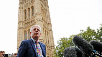 صورة رئيس البرلمان البريطاني السابق بيركو ينضم إلى حزب العمل البريطاني المعارض