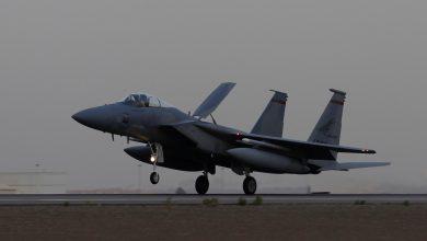 صورة ضربات جوية امريكية على الميليشيات المدعومة من ايران في سوريا والعراق | اخبار عسكرية