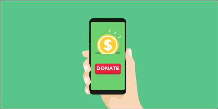 كيفية قبول التبرعات على موقع الويب الخاص بك - CloudSavvy IT