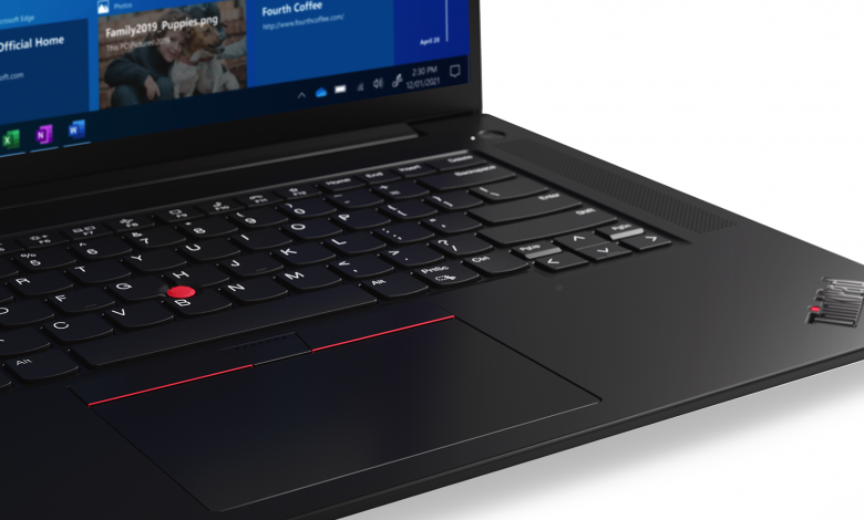 لينوفو تطلق ThinkPad X1 Extreme وأجهزة كمبيوتر محمولة جديدة من سلسلة AMD L - Review Geek