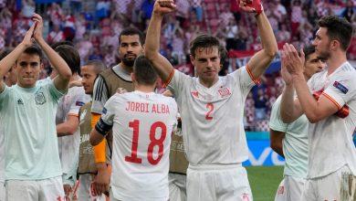صورة يورو 2020: إسبانيا تهزم كرواتيا في مباراة إثارة من ثماني كرات | Euro2020 Information