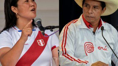 صورة تتجه بيرو إلى صناديق الاقتراع لانتخاب رئيس في لعبة استقطاب: أخبار الانتخابات
