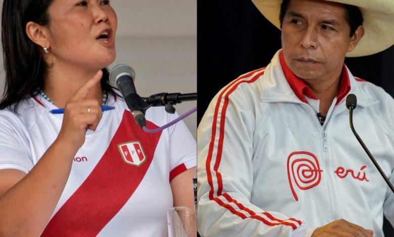 تتجه بيرو إلى صناديق الاقتراع لانتخاب رئيس في لعبة استقطاب: أخبار الانتخابات