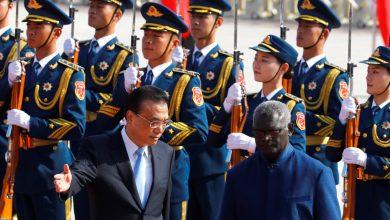 صورة كيف يكشف الإجلاء الطبي عن تحديات الصين في جزر سليمان؟الأخبار السياسية