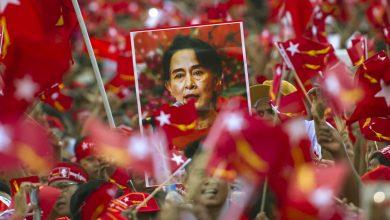 صورة ستواجه أونغ سان سو كي المحتجزة في ميانمار محكمة نايبيداو | Aung San Suu Kyi News