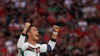 صورة يورو 2020: كريستيانو رونالدو يحطم الرقم القياسي والبرتغال في رحلة بحرية إلى المجر | أخبار يورو 2020