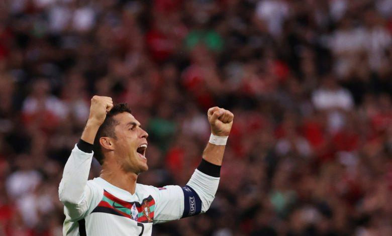 يورو 2020: كريستيانو رونالدو يحطم الرقم القياسي والبرتغال في رحلة بحرية إلى المجر | أخبار يورو 2020