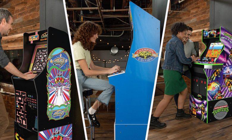 تتنافس تشكيلة مجلس الوزراء الجديدة في Arcade1Up عبر الإنترنت مع لعبة Wi-Fi متعددة اللاعبين مجانية - Comment Geek