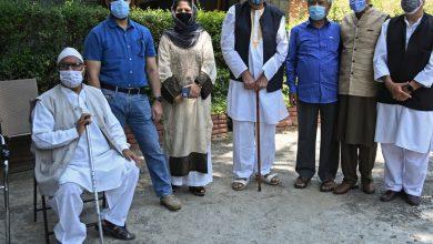 صورة ماذا سيحدث عندما يلتقي قادة كشمير مع مودي الهندي في نيودلهي؟أخبار الصراع