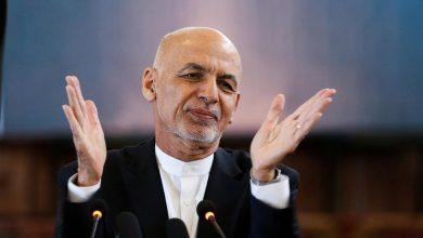 صورة القادة الأفغان يجتمعون مع أخبار بايدن عبد الله عبد الله في البيت الأبيض