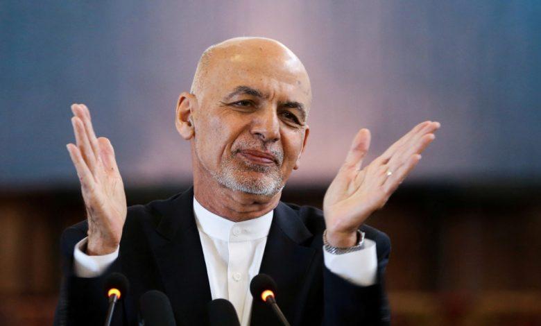 القادة الأفغان يجتمعون مع أخبار بايدن عبد الله عبد الله في البيت الأبيض