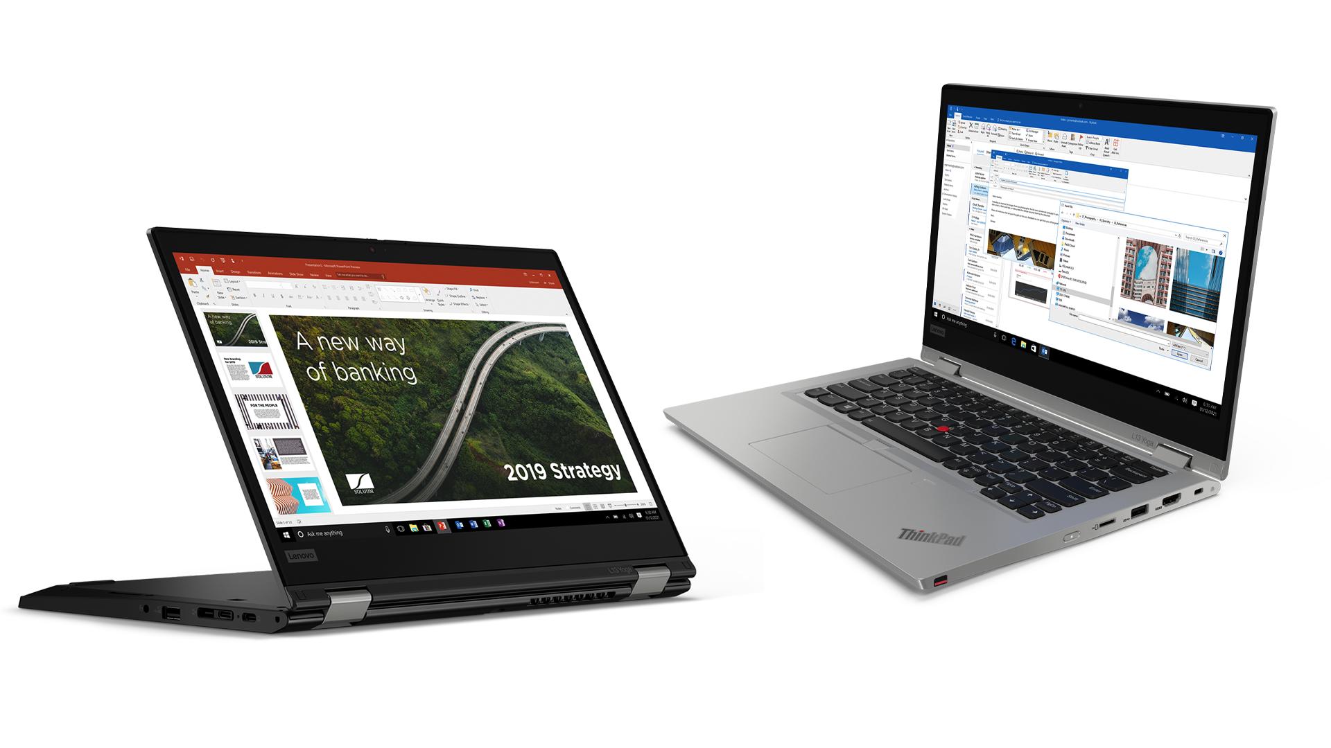 Lenovo L13 و L13 Yoga