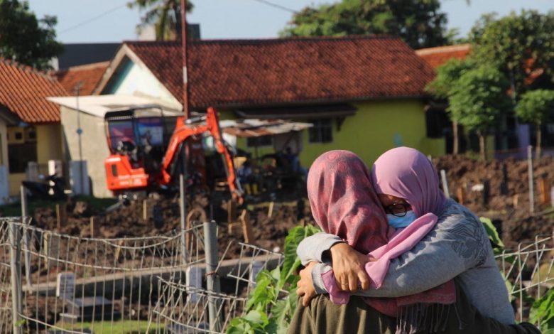 إندونيسيا تتلقى تبرعًا أمريكيًا باللقاح في حالة طوارئ COVID | أخبار جائحة فيروس كورونا