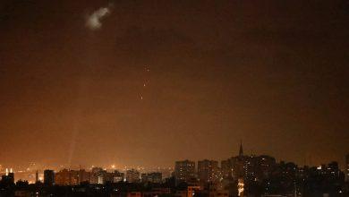 صورة اسرائيل تشن غارة جوية اخرى على قطاع غزة المحاصر | الاخبار