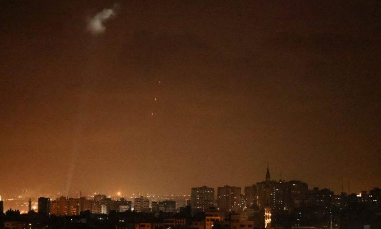 اسرائيل تشن غارة جوية اخرى على قطاع غزة المحاصر | الاخبار
