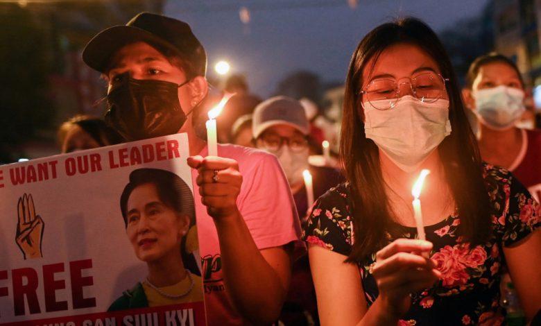 الأمم المتحدة تدعو جيش ميانمار للإفراج عن أونغ سان سو كي   أخبار سياسية