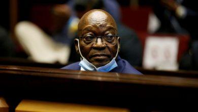 صورة المحكمة العليا في جنوب إفريقيا توافق على الاستماع إلى طعن زوما في حكم السجن | جاكوب زوما نيوز