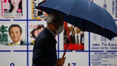 صورة فشل الحزب الليبرالي الديمقراطي بزعامة سوجا في الحصول على الأغلبية في انتخابات مدينة طوكيو .. أخبار الانتخابات