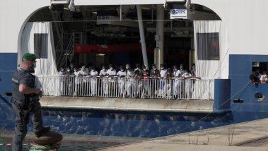 صورة منظمة أطباء بلا حدود تدعو إيطاليا للإفراج عن سفينة الإنقاذ المحتجزة | أخبار الهجرة