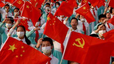"""صورة قال شي جين بينغ إن الصين تحتفل بالذكرى المئوية لتأسيس الحزب ولم تعد """"تنمر"""" الأخبار السياسية"""
