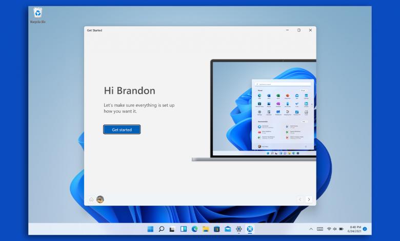 تم إصدار أول إصدار من Windows 11 في شكل بيتا - مراجعة Geek
