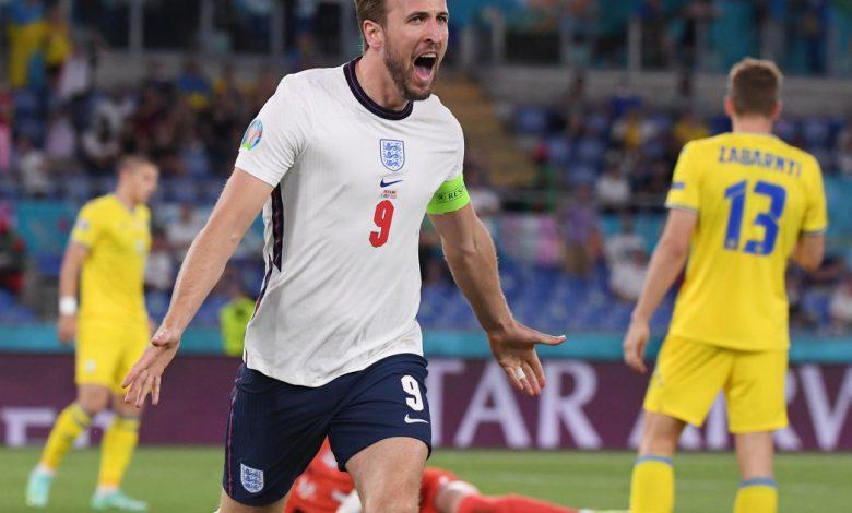 كين يقود إنجلترا إلى نصف نهائي كأس أوروبا 2020 على أوكرانيا | أخبار Euro2020
