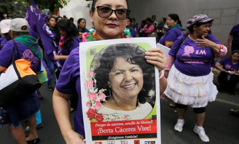 مقتل بيرتا كاسيريس: المحكمة تدين مدير البناء | أخبار الجريمة