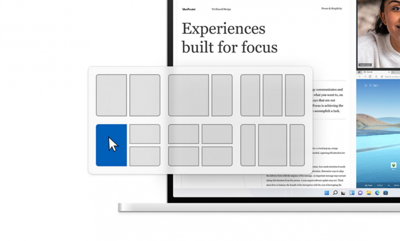 كيفية التقاط مثل Windows 11 على Windows 10