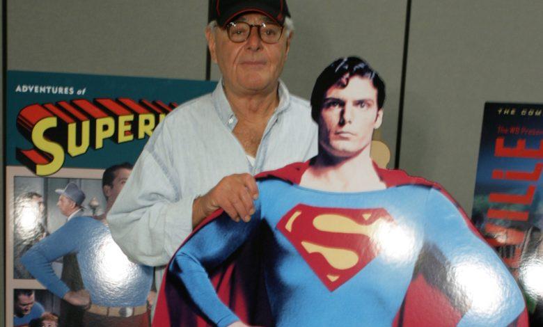 توفي ريتشارد دونر ، منتج أفلام الأسلحة الفتاك سوبرمان ، عن عمر يناهز 91 عامًا